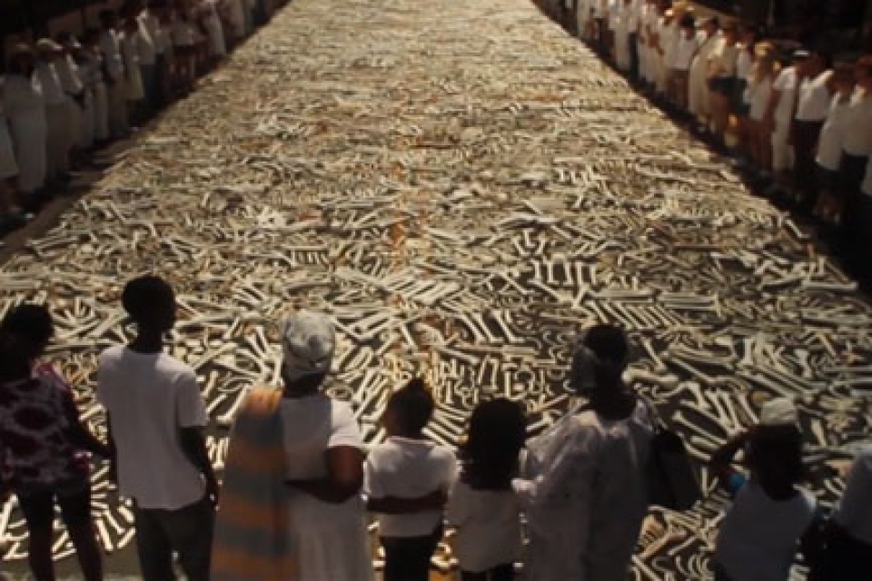 Image of One Million Bones Project