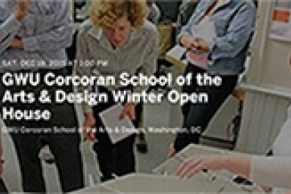 Corcoran School Winter Open House