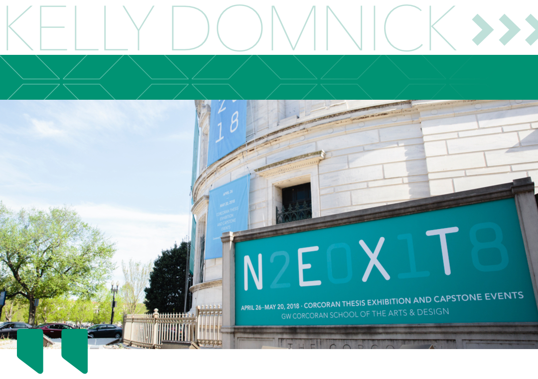 Kelly Domnick; Flagg Building