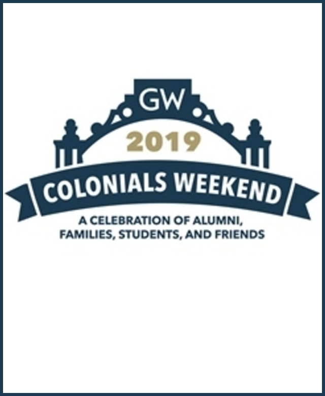 Colonials Weekend 2019