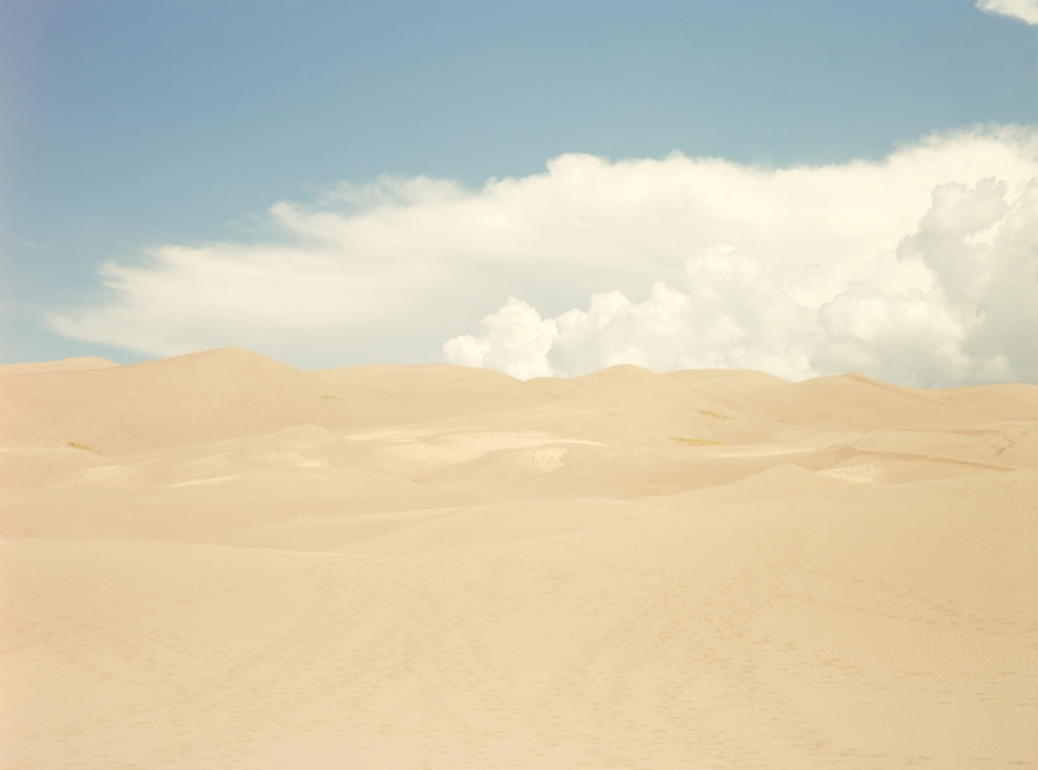 Photo of desert scape