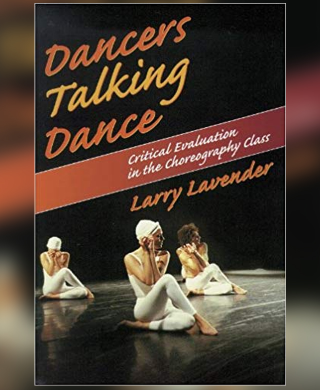 Larry Lavendar book