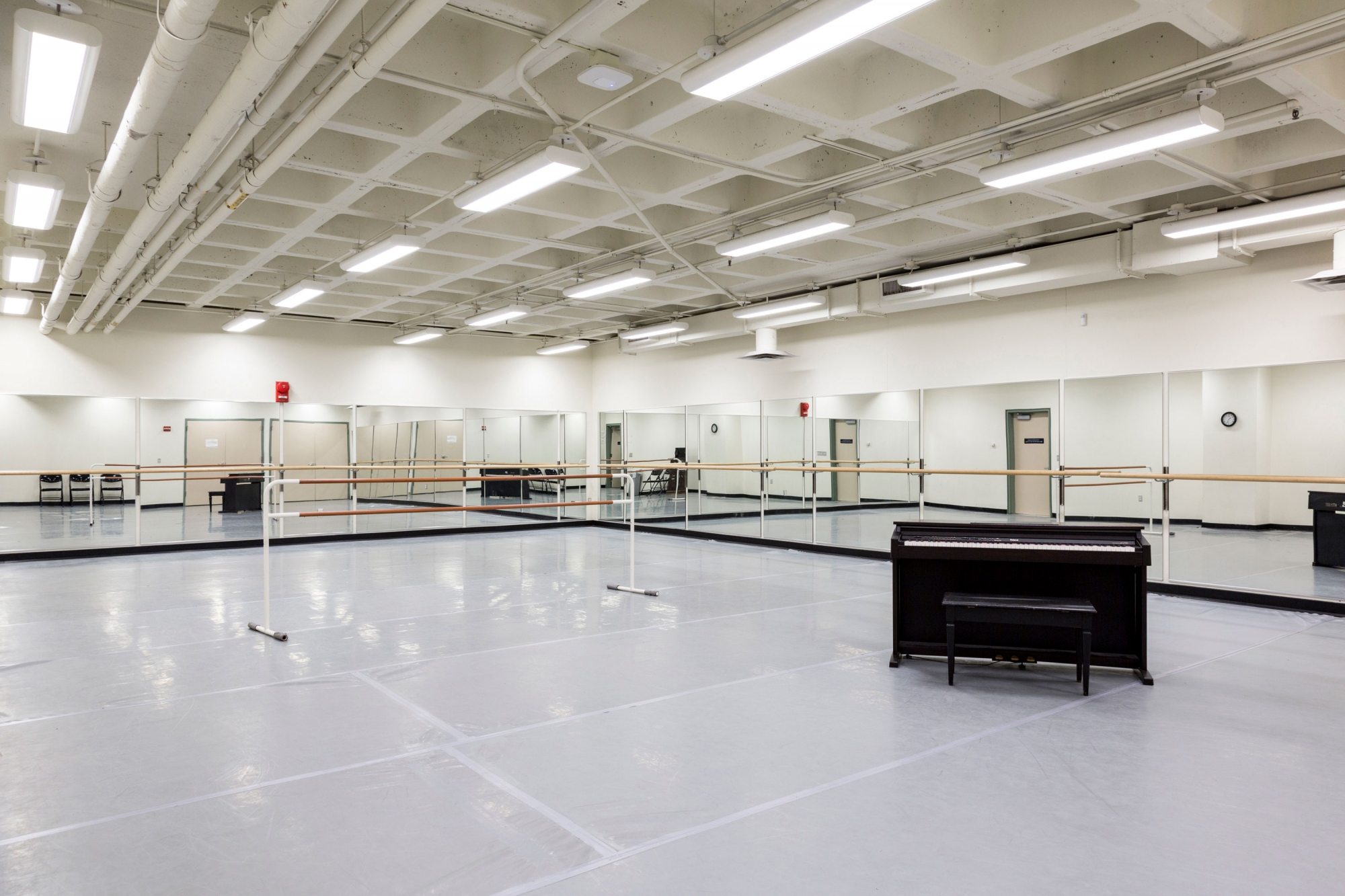 Marvin Center Dance Studio
