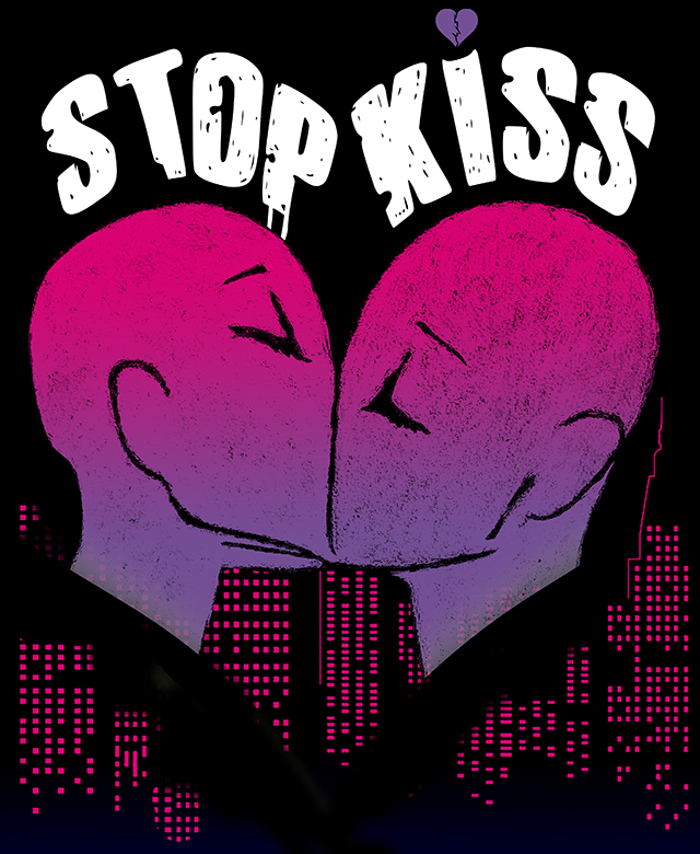 Stop Kiss poster