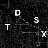 D, S, T, X over map