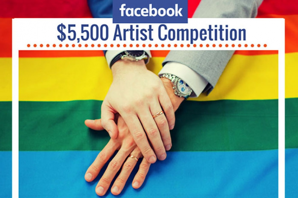 Poster image for Facebook's Pride Festival Contest