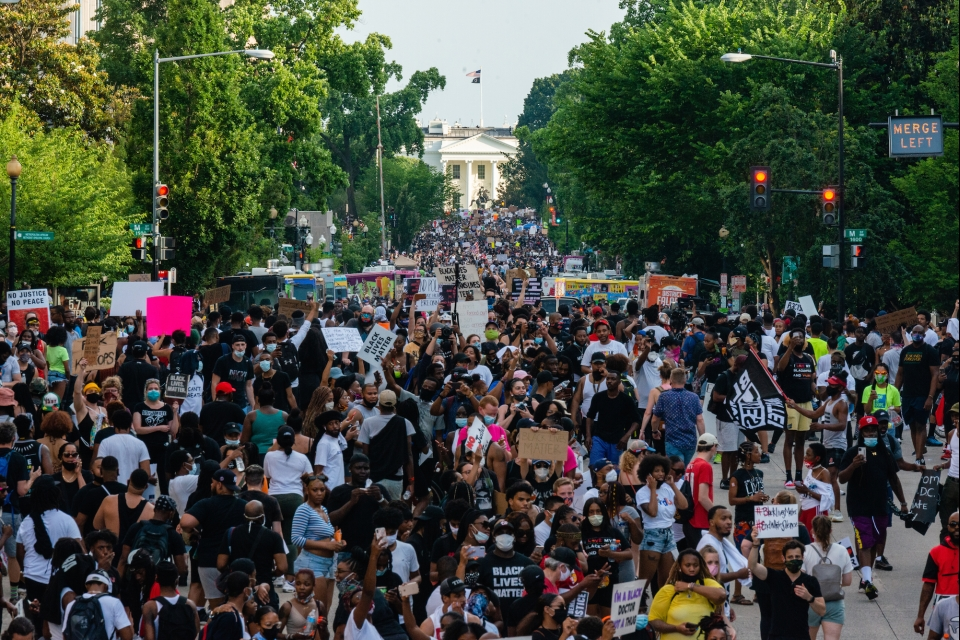 DC protests