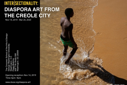 Diaspora Art from the Creole City