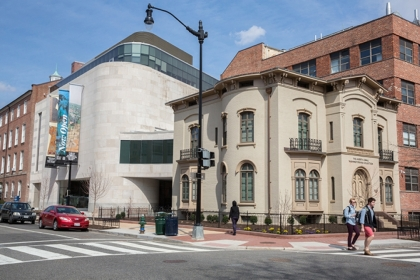 GW Museum and Textile Museum