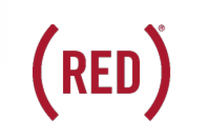 Logo for RED.