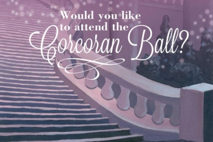 Promo for the Corcoran Ball